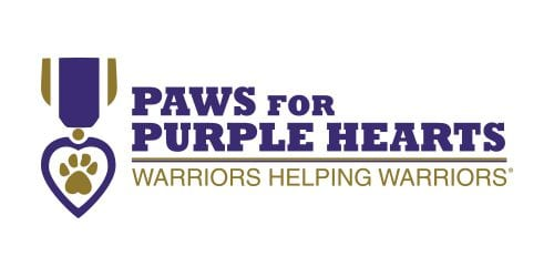 Paws for Purple Hearts -- Warrior Helping Warriors