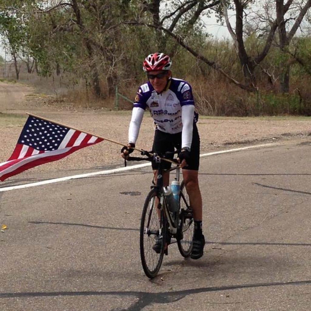 Venture for Veterans, fundraiser, dogs, service dogs, Veterans, cycling, UltraMarathon Cycling