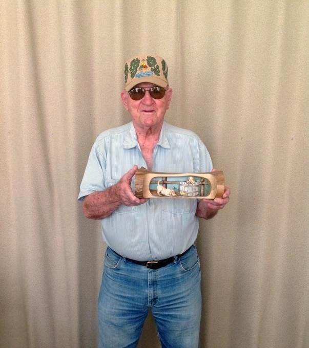 "In Remembrance of Wilbur L. Scott"""