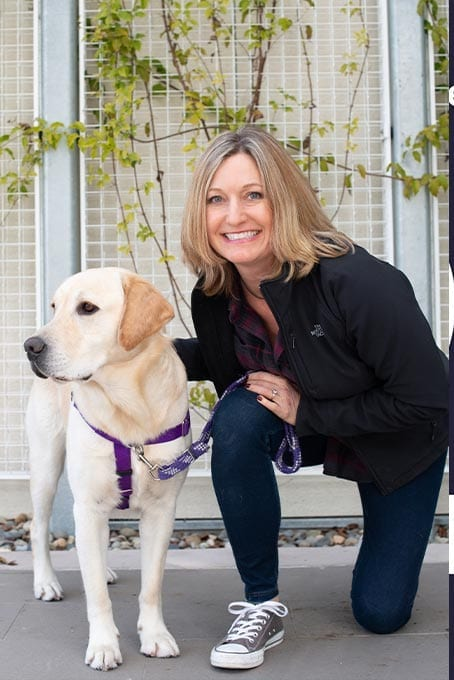 New Facility Dog Team Lori and Ralph