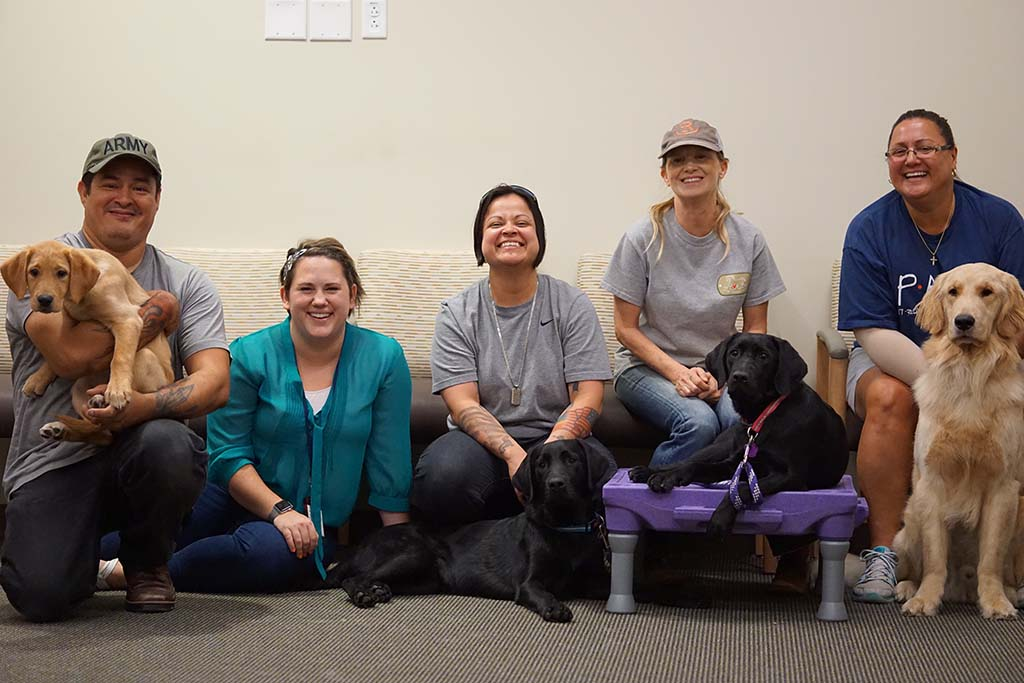 Canine-Assisted Warrior Therapy with PPH San Antonio