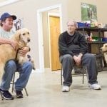 Canine-Assisted Warrior Therapy with PPH Ruther Glen