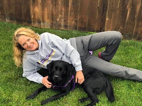 2020 Specialist Therapy Dog graduate, Elma