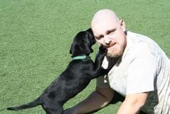 Training Service Dogs is a Valuable Therapeutic Activity