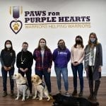 Paws for Purple Hearts is officially an ADI Accredited organization!