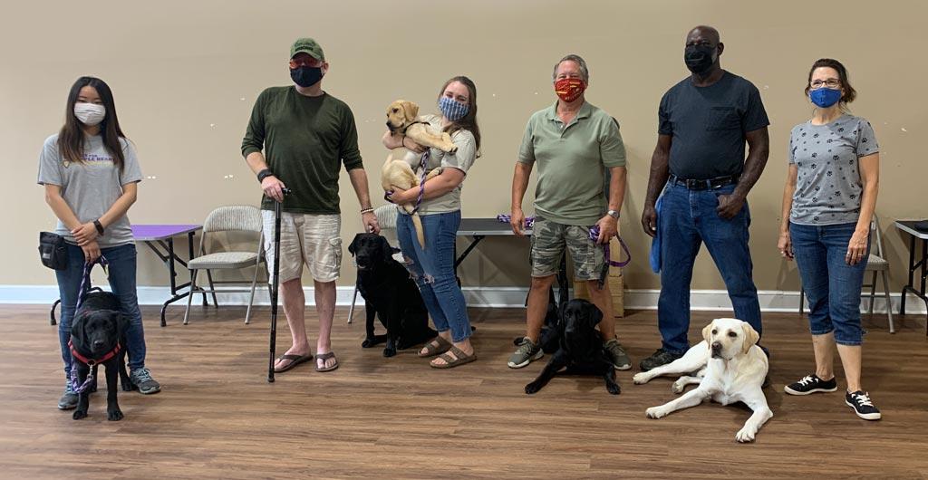 Virginia's CAWT Participants